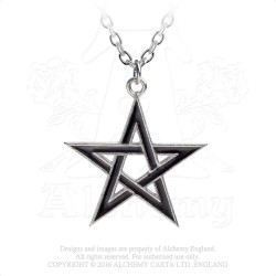 Alchemy Gothic P775 Black Star