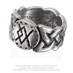 Alchemy Gothic AG-R195 Viking Virility Runering