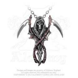 Alchemy Gothic P296 Reaper's Arms