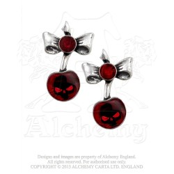 Alchemy Gothic ULFE20 Black Cherry (pair)