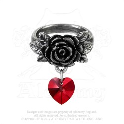Alchemy Gothic AG-R214 Cherish ring