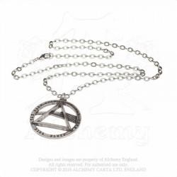 Anchor Cameo Cuff Bracelet