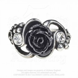 Alchemy Gothic AG-R223 Bacchanal Rose ring
