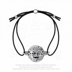 Alchemy Gothic AML1 M'era Luna: Man in the Moon Bracelet