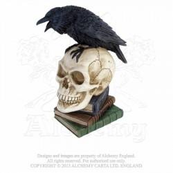 Alchemy Gothic V17 Poe's Raven