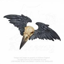 Alchemy Gothic V52 Ravenger Wall Plaque