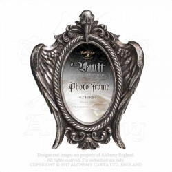 Alchemy Gothic V57 My Soul from the Shadow Picture Frame