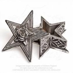 Alchemy Gothic V59 Pentagram Box