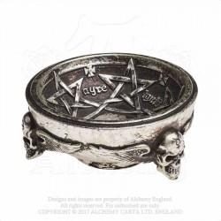 Alchemy Gothic V63 Pentagramatron Trinket Dish