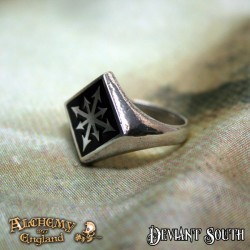 Last Chance! Alchemy Gothic AG-R99 Chaos Signet ring