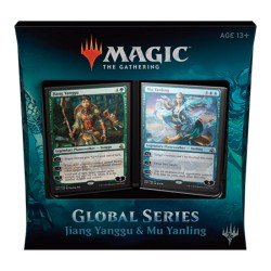 Magic: The Gathering Duel Deck: Global Series