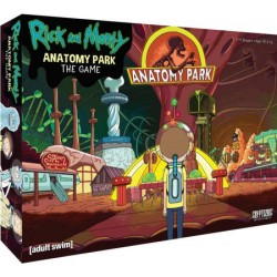 Rick and Morty Anatomy Pack