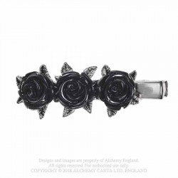 Alchemy Gothic HH12 Wild Black Rose