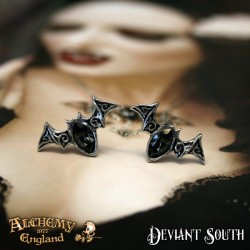 Alchemy Gothic E394 Viennese Nights - studs (pair)
