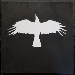 Spirit Crafts Painting Crow In Flight