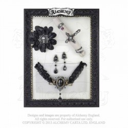 Alchemy Gothic FRAME2 Cream Jewellery Display Board