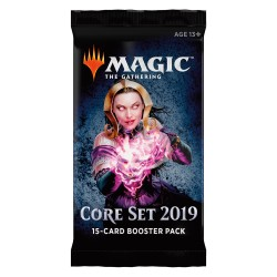 Magic: The Gathering Core Set 2019 Booster Pack (1 pack)