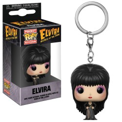 Funko Pop! Pocket Keychain: Horror – Elvira