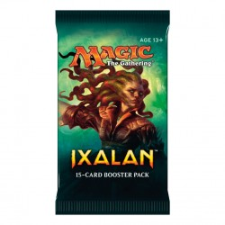 Magic: The Gathering Ixalan Booster 15-Cards Pack