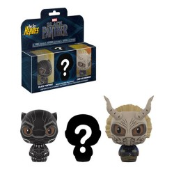 Funko Pint Size Heroes: Black Panther (3 Pack)