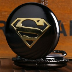 Pocket Watch Superman