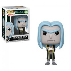 Funko Pop! Animation - Rick and Morty - Teacher Rick vinyl figure