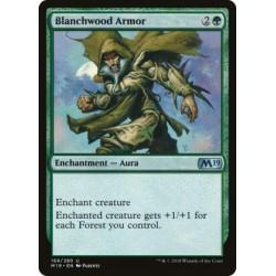 MTG Single - Core Set 2019 - Blanchwood Armor