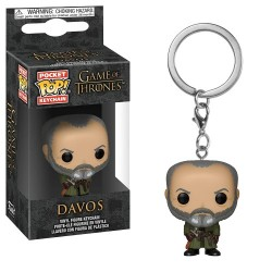 Funko Pocket Pop! Keychain: Game of Thrones - Davos