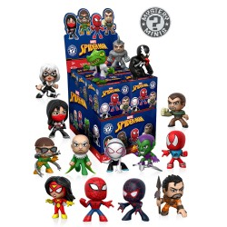 Funko Mystery Mini: Spiderman (single)