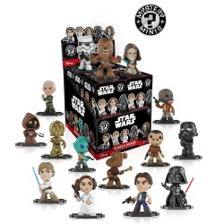 Funko Mystery Mini: Star Wars (single)