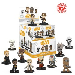 Funko Mystery Mini: Star Wars Solo (single)