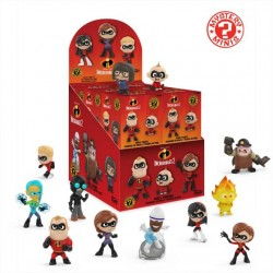 Funko Mystery Mini: Incredibles 2 (single)