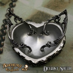 Alchemy Gothic E390 Arboreus Stud Ear-Wrap (set)