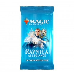 Magic: The Gathering Ravnica Allegiance Booster (1 pack)