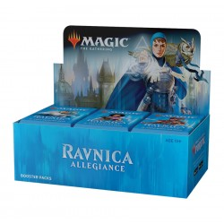 Magic: The Gathering Ravnica Allegiance Booster (36 packs / sealed box)