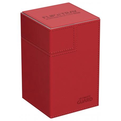 Ultimate Guard Flip´n´Tray Deck Case Serd Xenoskin Red