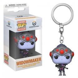 Funko Pocket Pop! Keychain: Overwatch - Widowmaker
