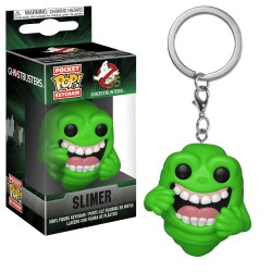 Funko Pocket Pop! Keychain: Ghostbusters - Slimer vinyl figure