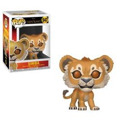 Funko Pop! Disney: The Lion King - Simba vinyl figure