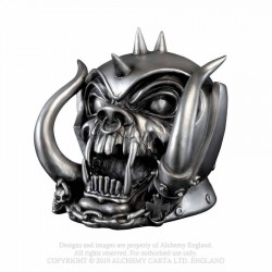 New Release! Alchemy Gothic ARR1 Motorhead Warpig Bust/Model