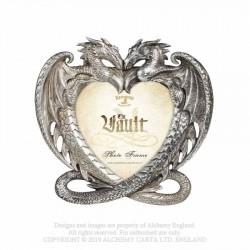 New Release! Alchemy Gothic V83 Dragon's Heart Photo Frame