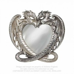 New Release! Alchemy Gothic V84 Dragon's Heart Mirror