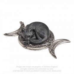 New Release! Alchemy Gothic V90 Witches Familiar Ornament