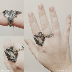 Alchemy Gothic AG-R216 Stealth ring