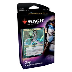 New Release! Magic: The Gathering Throne of Eldraine Planeswalker Deck - Oko