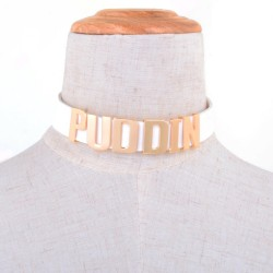 [On Demand] Suicide Squad Harley Quinn Puddin Choker