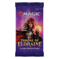 Magic: The Gathering Throne of Eldraine Booster (1 pack)