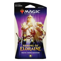 Magic: The Gathering Throne of Eldraine Theme Booster (1 pack)