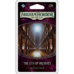 Arkham Horror LCG: The City of Archives Mythos Pack