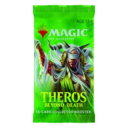 New Release! Magic: The Gathering Theros Beyond Death Collector Booster (1 pack)